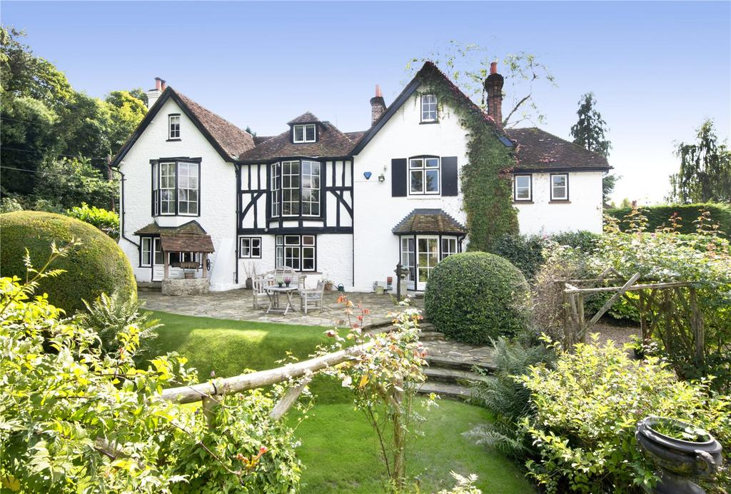 6 Bedrooms Detached House for sale in Rectory Lane, Ightham, Sevenoaks, Kent, TN15