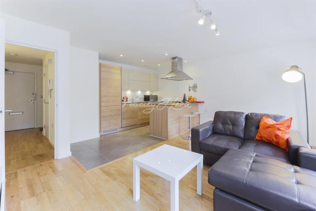 2 Bedrooms Flat for sale in Warwick Apartments, Tower Hill, E1