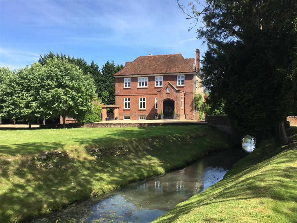 6 Bedrooms Detached House for sale in Otterbourne, Hampshire, SO21
