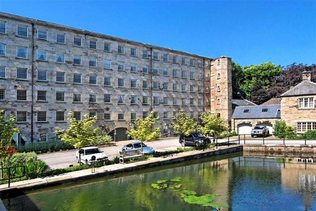 2 Bedrooms Flat for sale in Penthouse Apartment, 22, Calver Mill, Calver, Hope Valley, S32