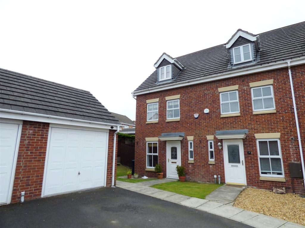3 Bedrooms Terraced House for sale in Bishops Wynd, Houghton-le-spring