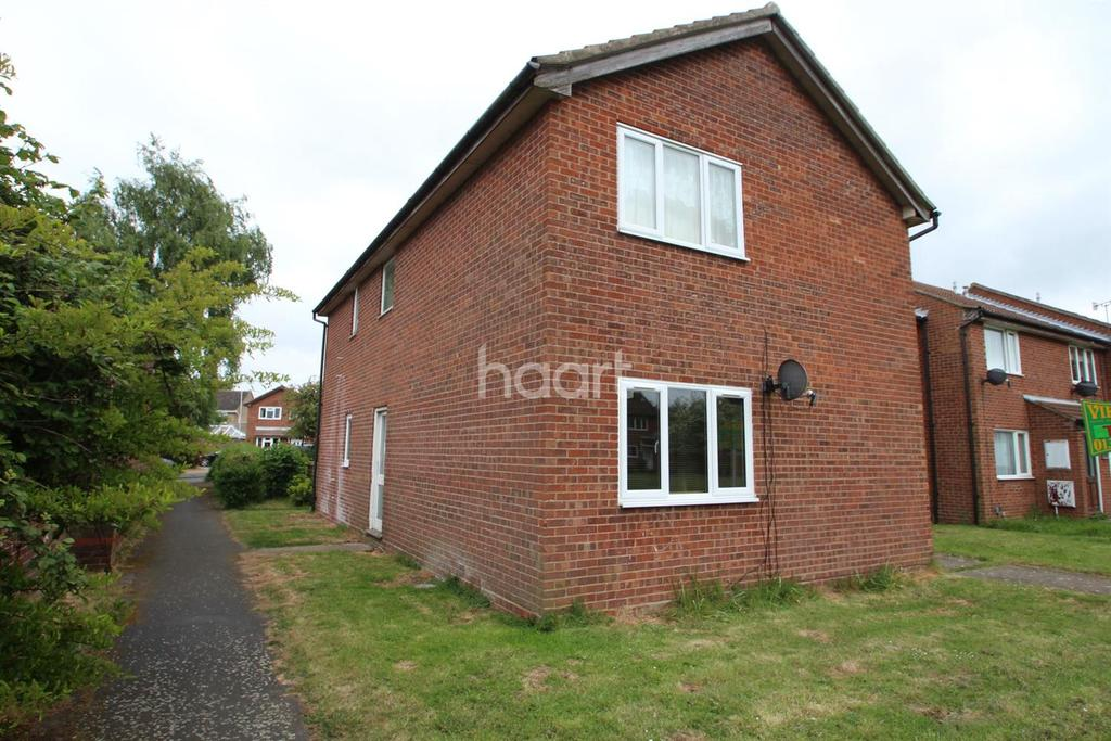 1 Bedroom Flat for sale in Meadow Close