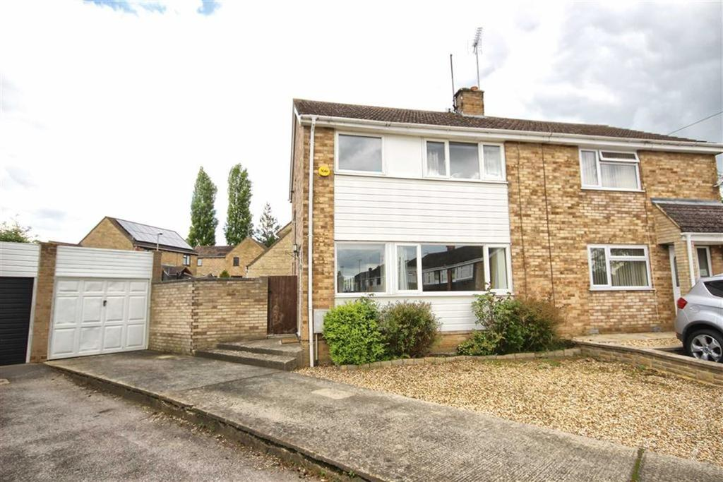 3 Bedrooms Semi Detached House for sale in Brymore Close, Prestbury, Cheltenham, GL52