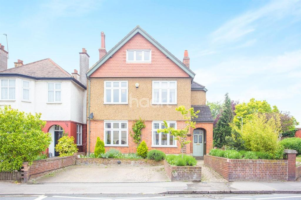5 Bedrooms Detached House for sale in South Hayes