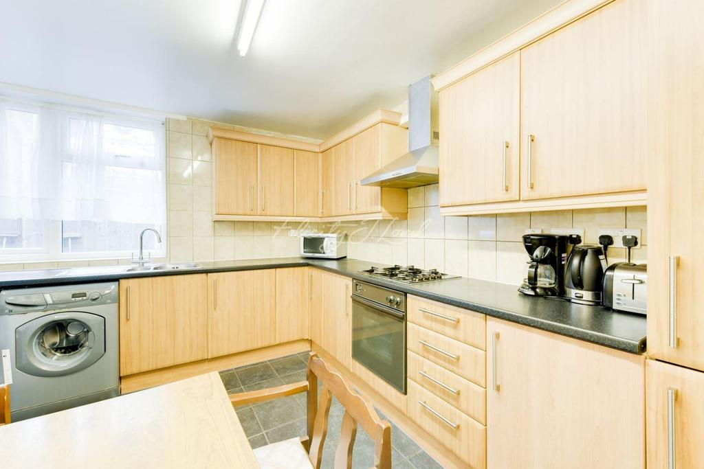 4 Bedrooms Terraced House for sale in Redcastle Close, London, E1W