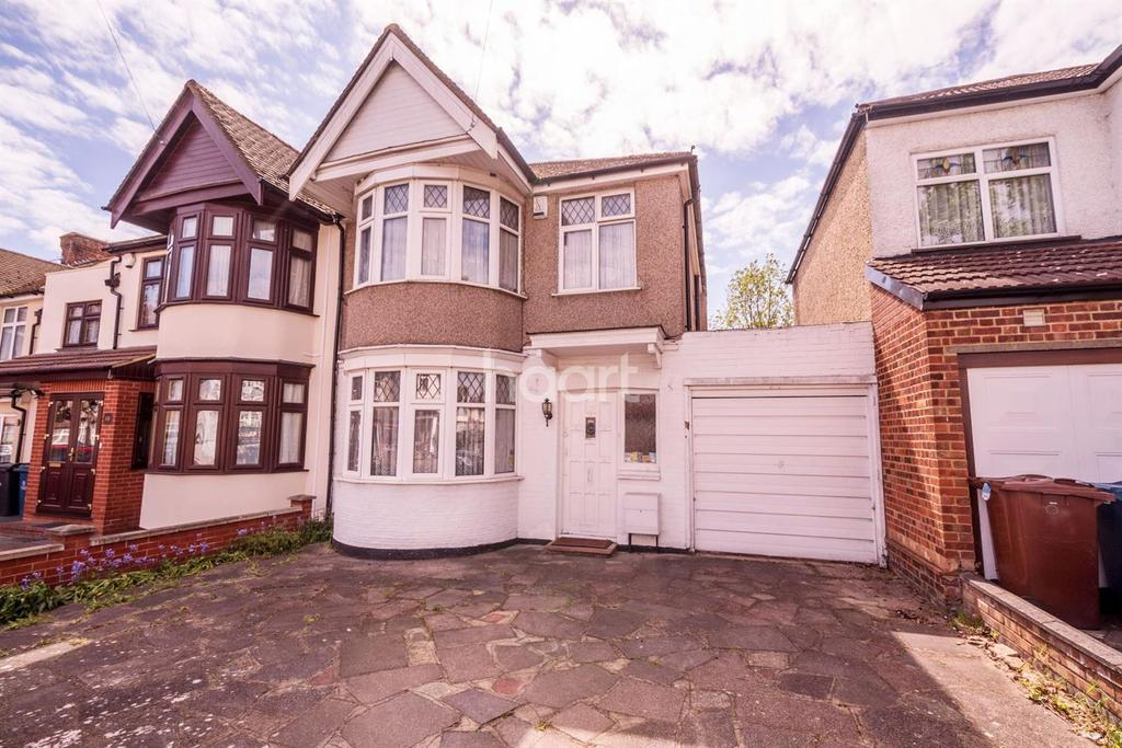 4 Bedrooms Semi Detached House for sale in Elmsleigh Avenue, HA3