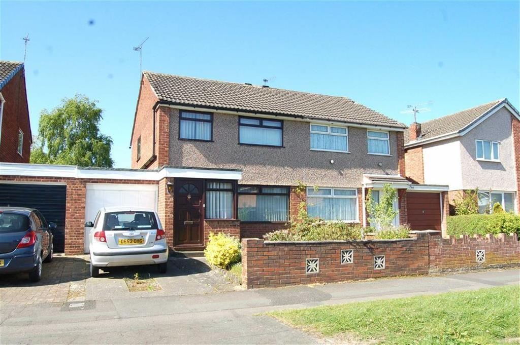 3 Bedrooms Semi Detached House for sale in Overpool Road, Great Sutton, Ellesmere Port