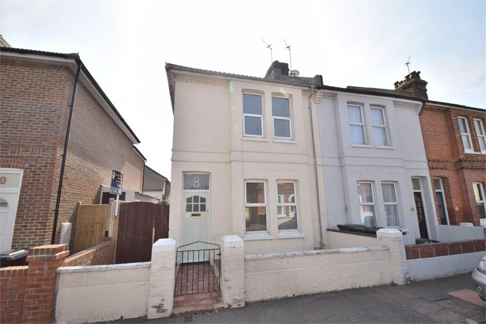 2 Bedrooms End Of Terrace House for sale in Fairlight Road, Redoubt, East Sussex