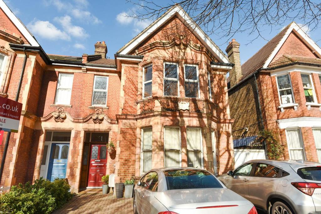 2 Bedrooms Flat for sale in Inchmery Road, Catford