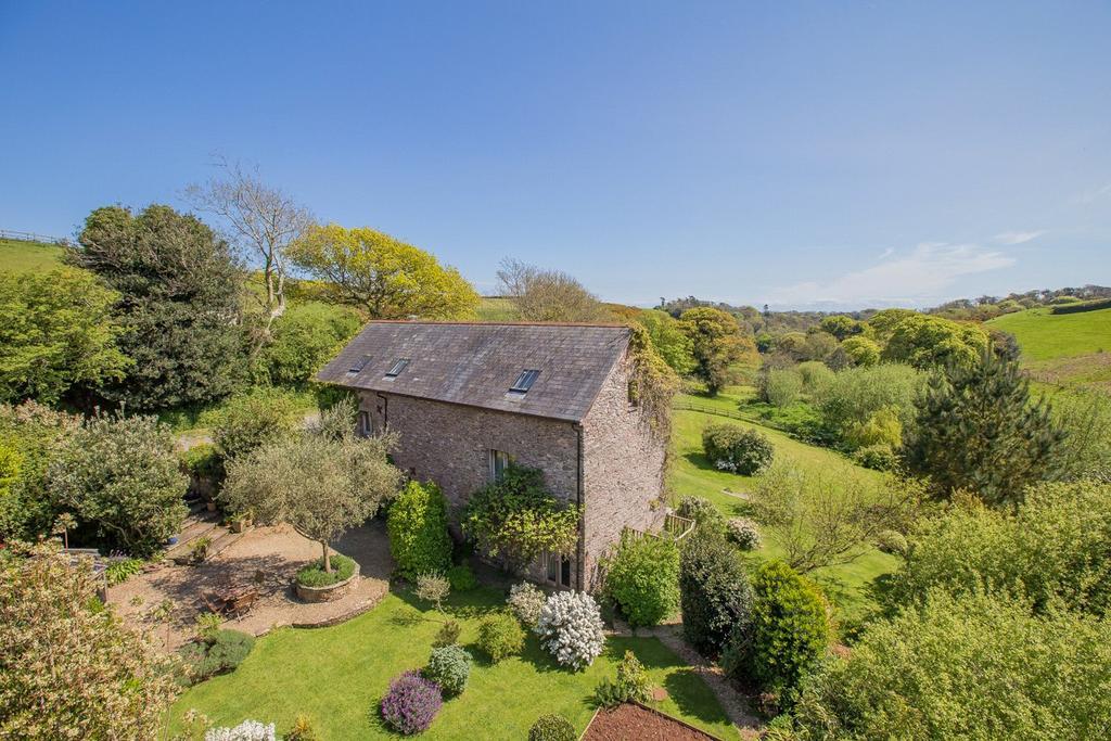 4 Bedrooms Barn Conversion Character Property for sale in Slapton, Kingsbridge, Devon, TQ7