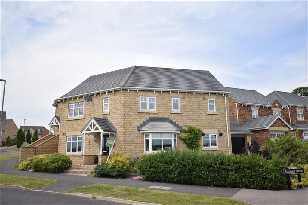 4 Bedrooms Detached House for sale in The Grange, Woolley Grange, Barnsley, S75