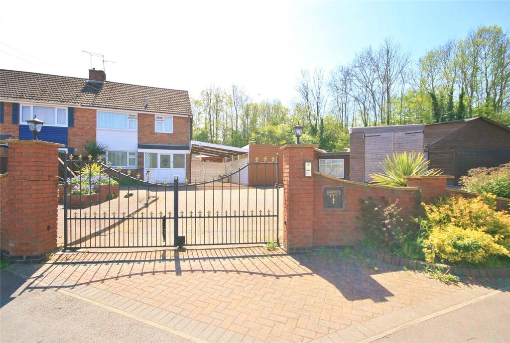 3 Bedrooms Semi Detached House for sale in Harlaxton Road, Grantham, NG31