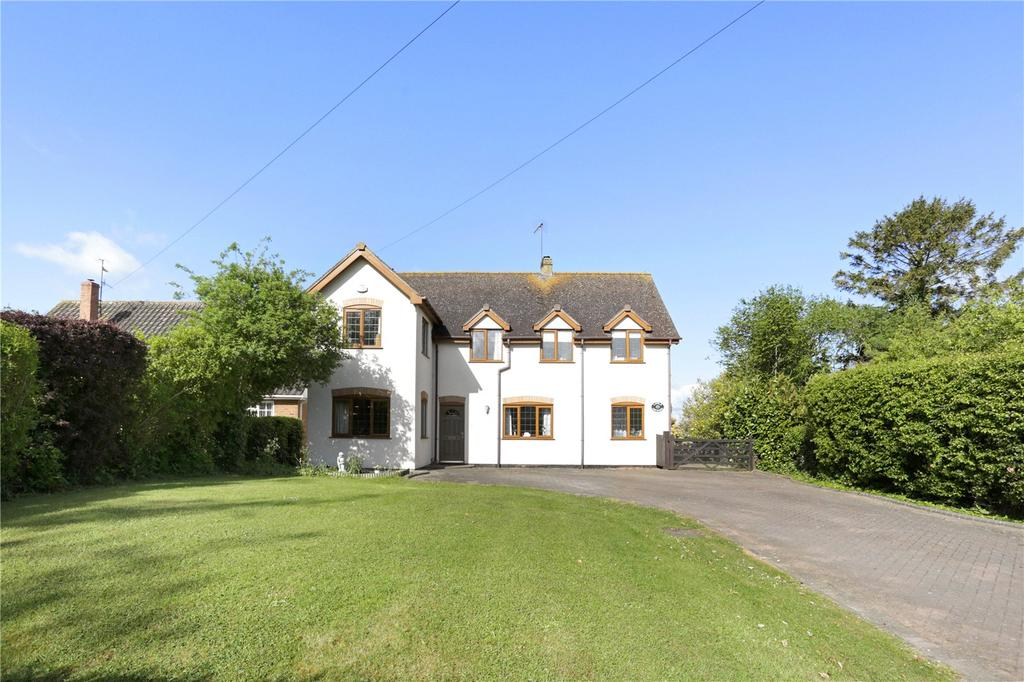 4 Bedrooms Detached House for sale in Bishampton, Pershore, Worcestershire
