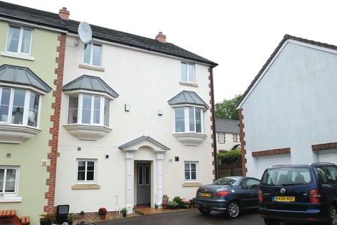 4 bedroom terraced house to rent - Raleigh Mead, South Molton