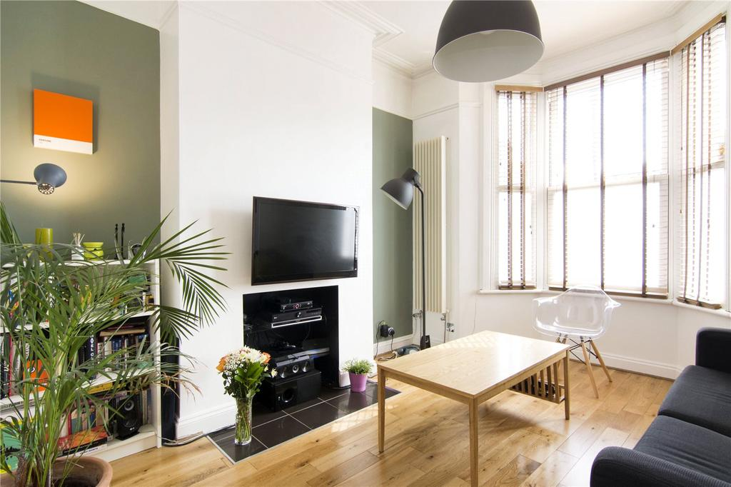 2 Bedrooms Flat for sale in Disraeli Road, Forest Gate, London, E7
