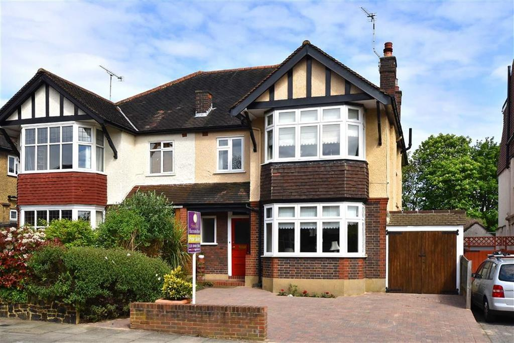 4 Bedrooms Semi Detached House for sale in Bishops Avenue, Bromley, Kent