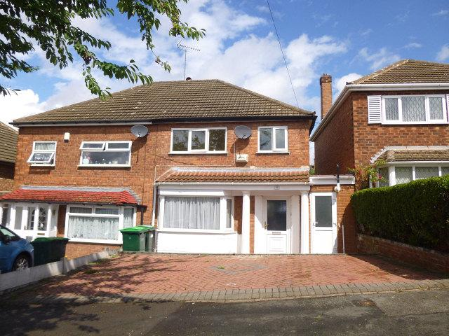 3 Bedrooms Semi Detached House for sale in Eastwood Road,Great Barr,Birmingham