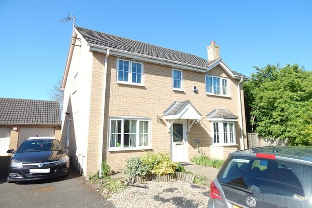 4 Bedrooms Detached House for sale in Gull Way, Chatteris, PE16