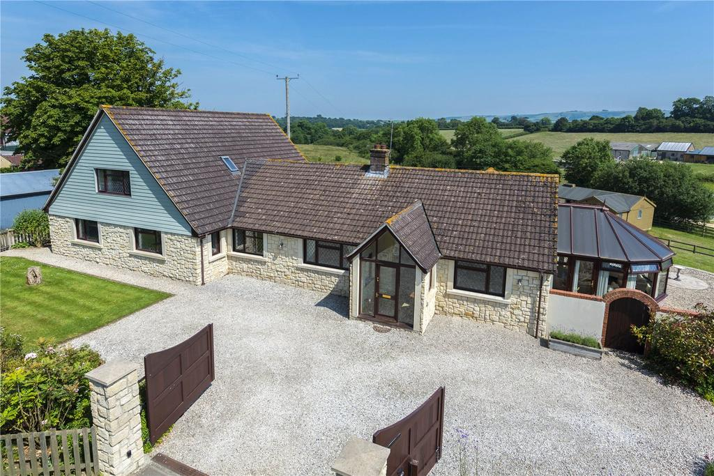5 Bedrooms Equestrian Facility Character Property for sale in Fifehead Neville, Sturminster Newton, Dorset