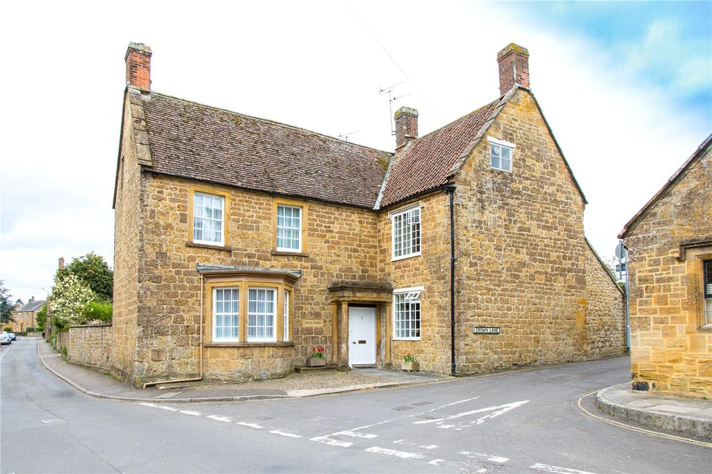 4 Bedrooms Detached House for sale in West Street, South Petherton, Somerset