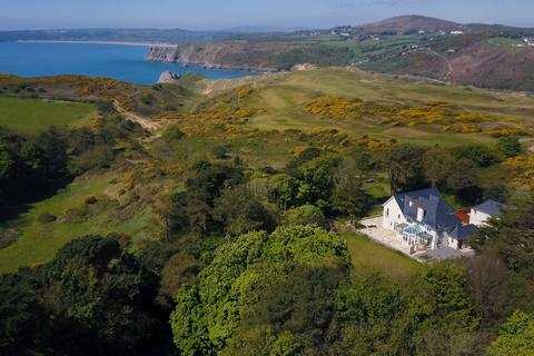 5 bedroom property for sale - Shirecombe House Southgate, Gower