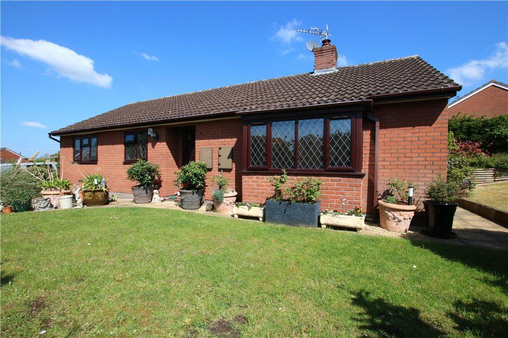 3 Bedrooms Detached Bungalow for sale in Underwood Close, Callow Hill, Redditch, Worcestershire, B97