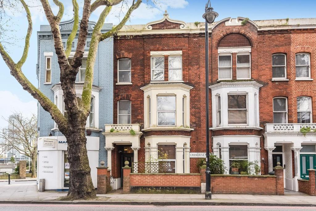 4 Bedrooms Terraced House for sale in Cremorne Road, Chelsea