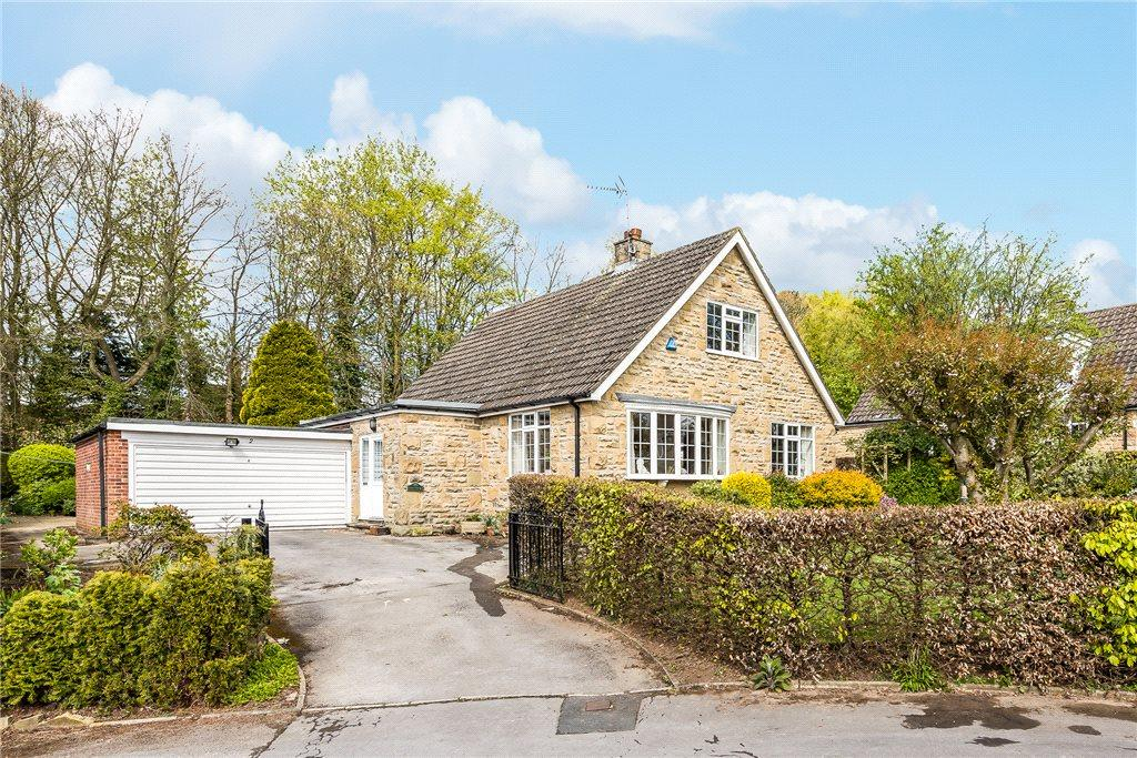 3 Bedrooms Detached House for sale in Fortune Close, Knaresborough, North Yorkshire