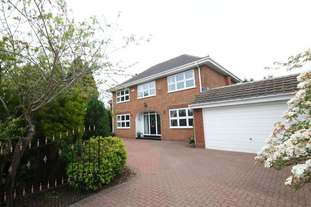 4 Bedrooms Detached House for sale in The Croft, Marton-In-Cleveland, Middlesbrough
