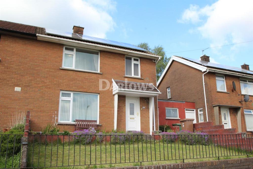 3 Bedrooms Semi Detached House for sale in Glan Ffrwd, Penyrheol