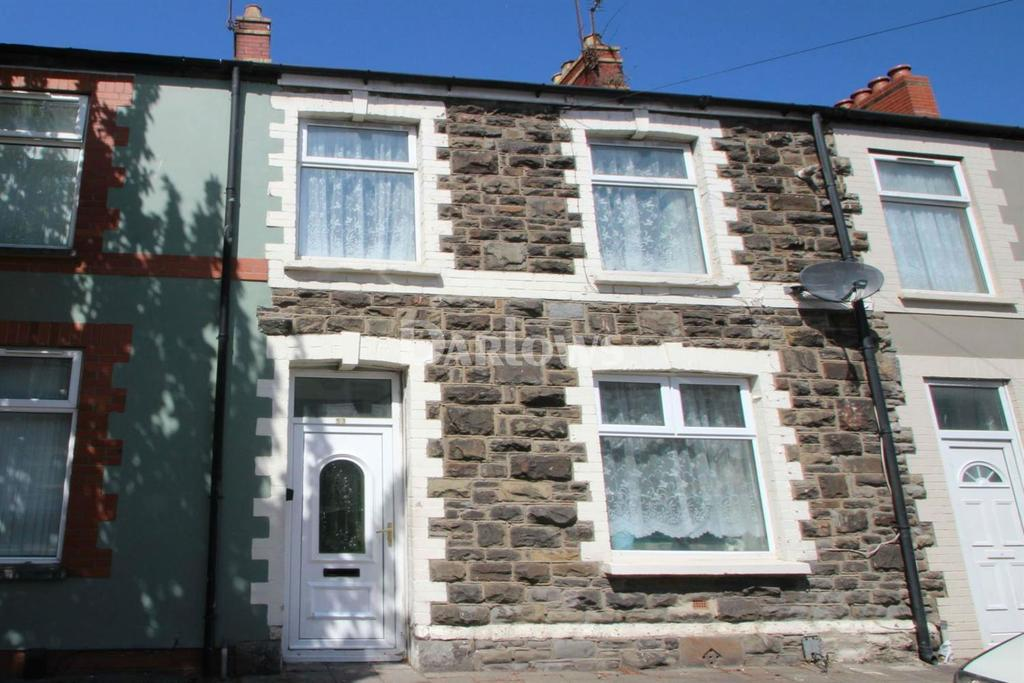 3 Bedrooms Terraced House for sale in Pearl Street, Splott, Cardiff