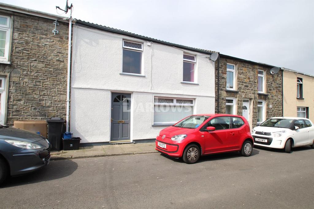 2 Bedrooms Terraced House for sale in Nightingale Street Abercanaid