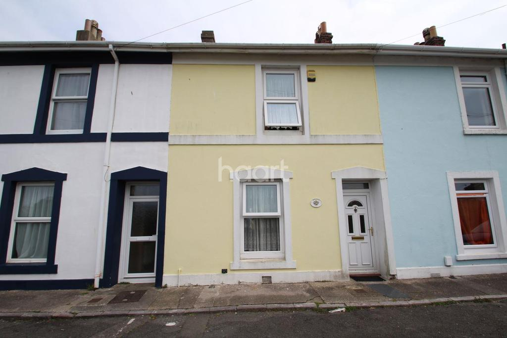2 Bedrooms Terraced House for sale in Cavern Road, Torquay