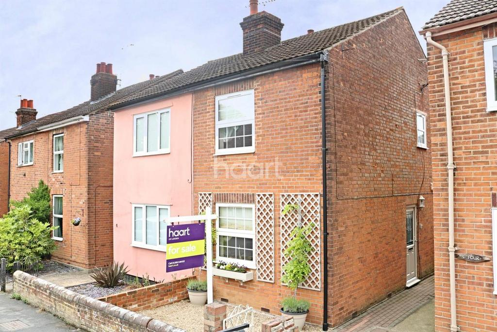 3 Bedrooms Semi Detached House for sale in King Coel Road, Stanway, Colchester, CO3