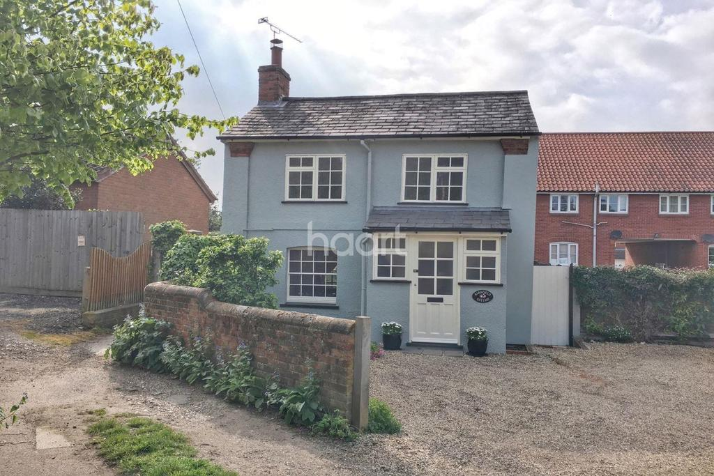 2 Bedrooms Cottage House for sale in Barnfield, New Road, Mistley, Manningtree