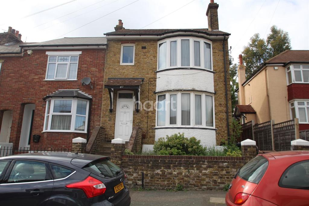 3 Bedrooms End Of Terrace House for sale in Prospect Avenue, Frindsbury