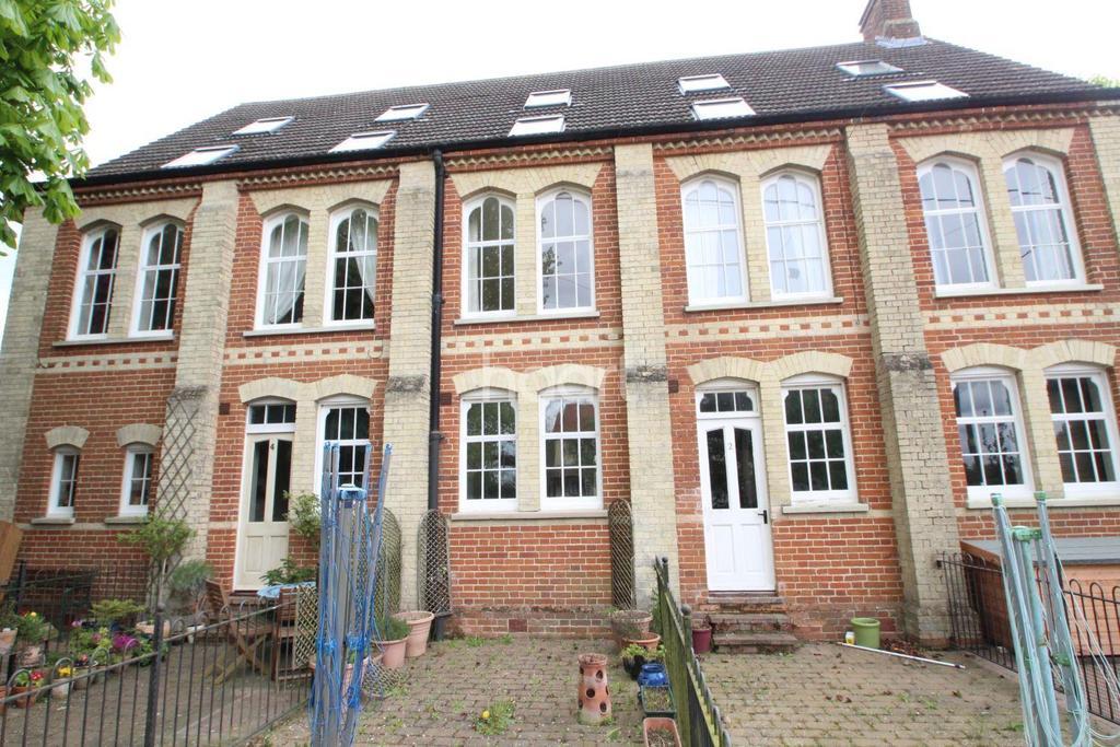 2 Bedrooms Terraced House for sale in Wattisfield
