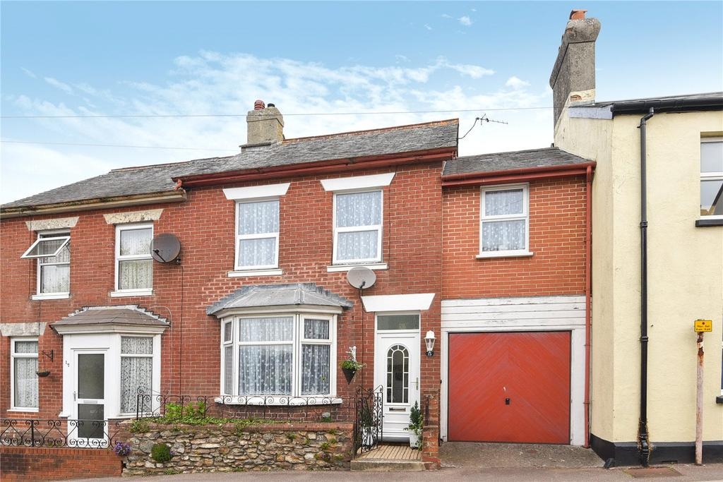 3 Bedrooms House for sale in King Street, Honiton, Devon, EX14