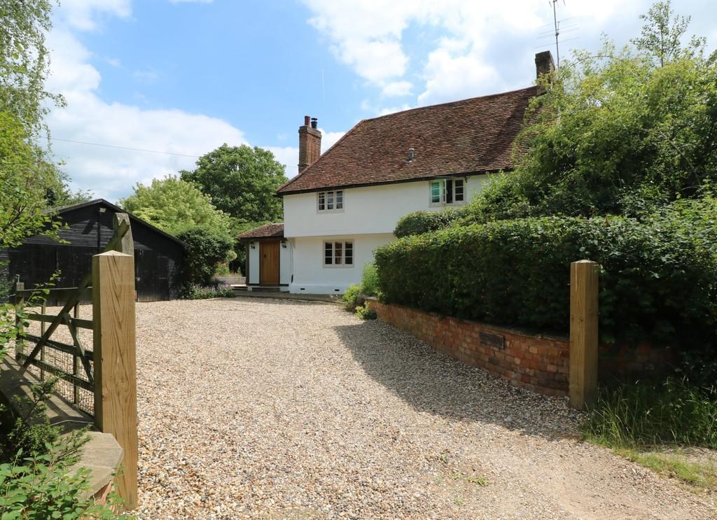 4 Bedrooms Detached House for sale in Aspenden, Herts