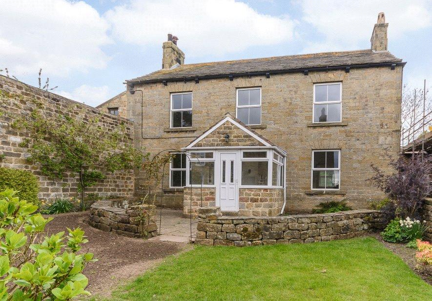 4 Bedrooms House for sale in Hill Top Farm and Cherry Cottage, Grantley, Near Ripon, North Yorkshire, HG4