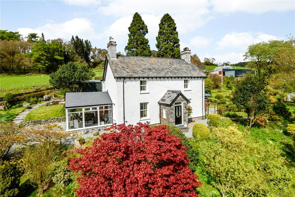 4 Bedrooms Detached House for sale in Capel Curig, Betws-y-Coed, Conwy, LL24