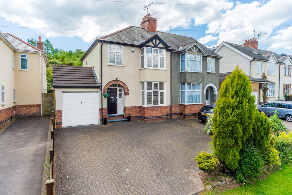 3 Bedrooms Semi Detached House for sale in Dalehouse Lane, Kenilworth