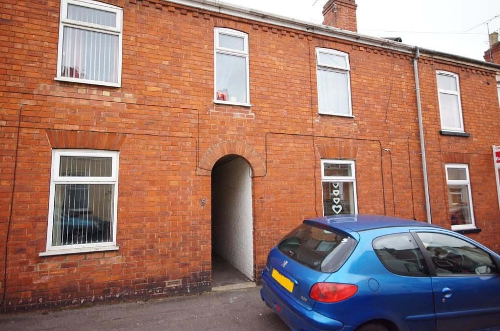 3 Bedrooms Terraced House for sale in Stanley Street, Lincoln