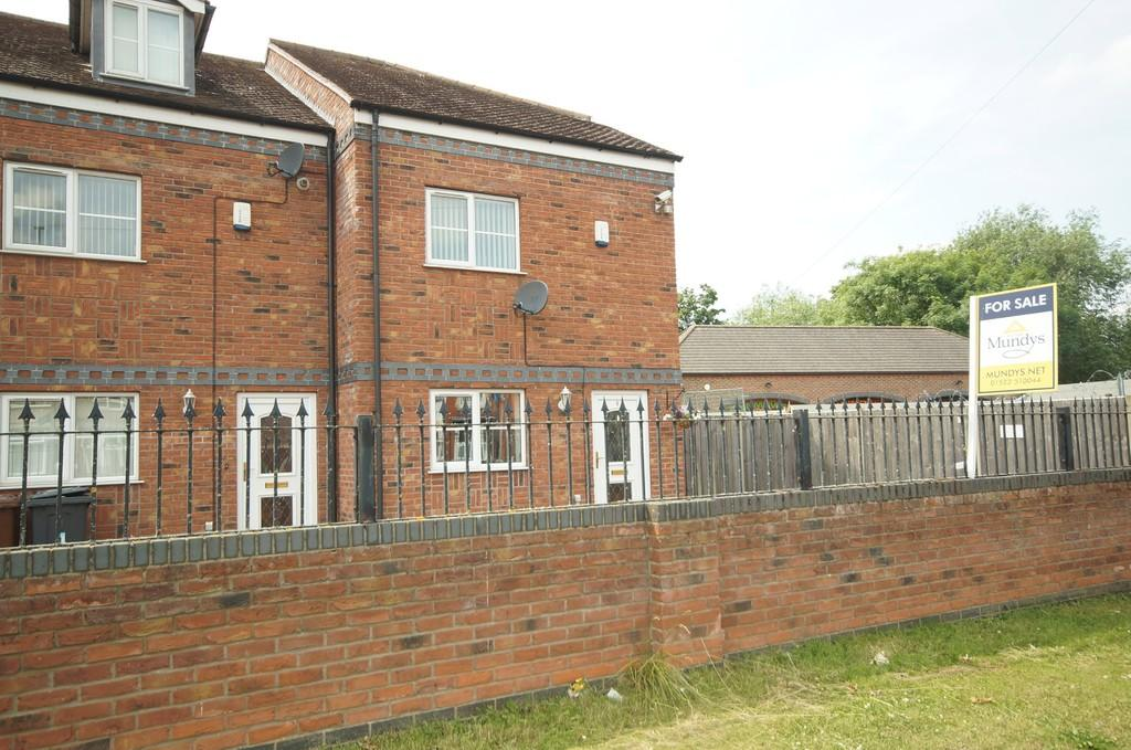 3 Bedrooms End Of Terrace House for sale in Brantley Mews, Lincoln