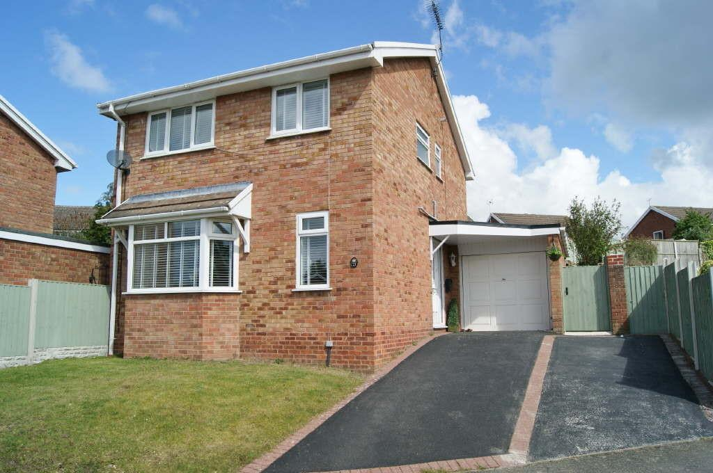 4 Bedrooms Detached House for sale in Gorse Crescent, Marford