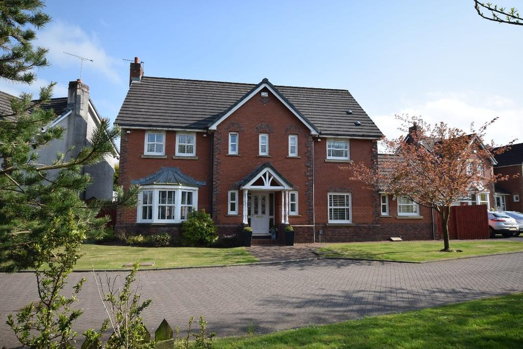 4 Bedrooms Detached Villa House for sale in Wyvis Place, Newton Mearns, Glasgow, G77 5FP