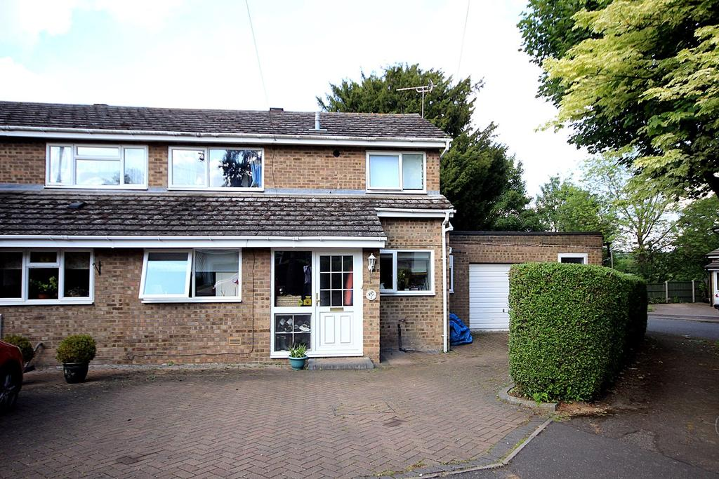 4 Bedrooms Semi Detached House for sale in Brayes Manor, STOTFOLD, SG5