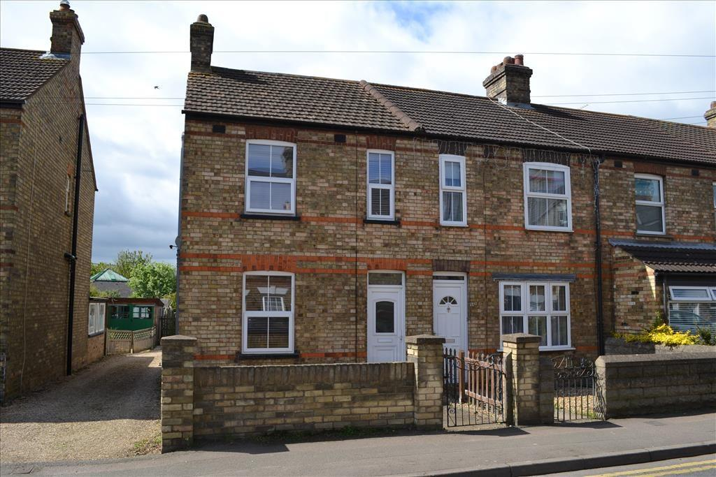 3 Bedrooms End Of Terrace House for sale in Sun Street, Biggleswade, SG18