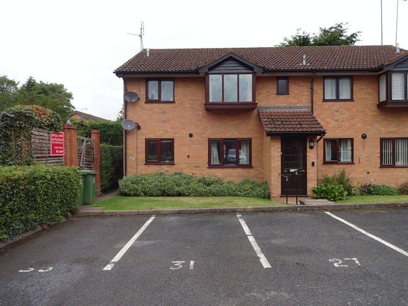 2 Bedrooms Ground Flat for sale in Blakebrook Gardens, Kidderminster DY11 6RF