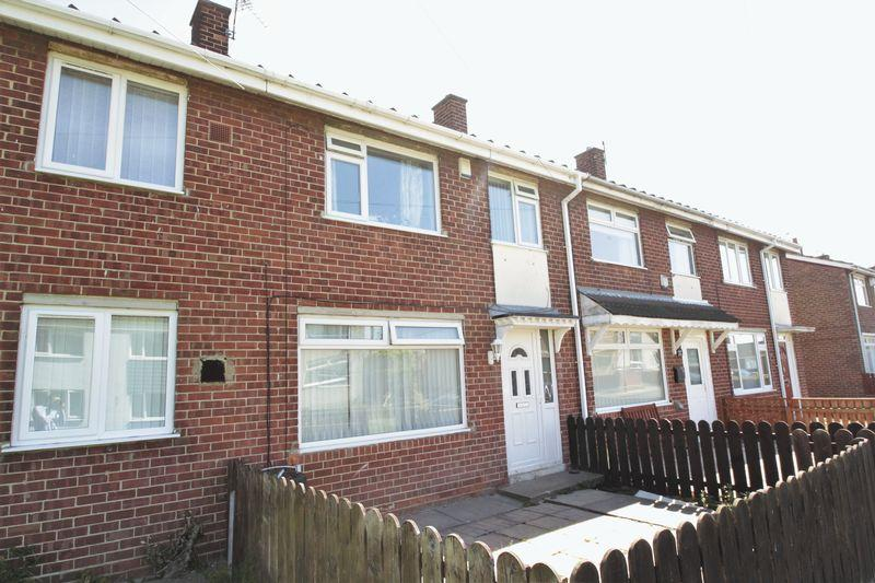 3 Bedrooms Terraced House for sale in Hartlepool Close, Stockton, TS19 8AY